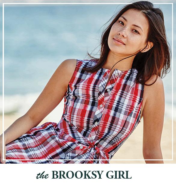 The Brooksy Girl