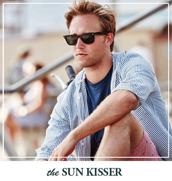 The Sun Kisser